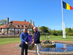 European Institute of Golf Course Architects visit to Royal Zoute Golf
